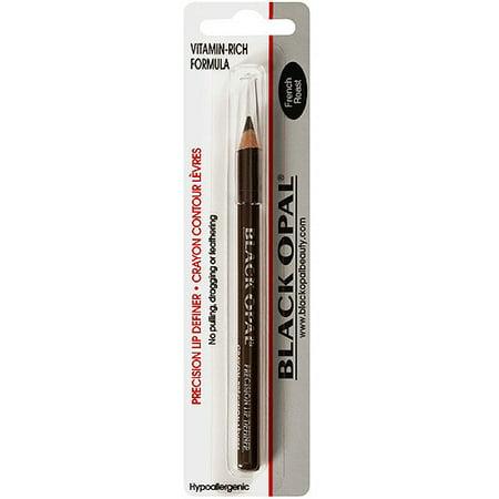 Black Opal Precision Lip Definer, French Roast, 0.04 oz