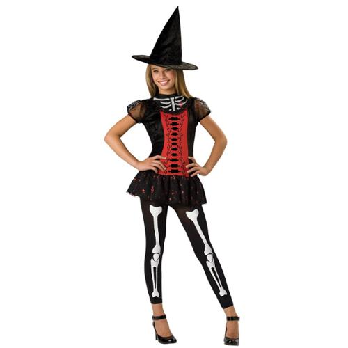 5-7 MONIKA FASHION WORLD Skeleton Costume for Boys Kids Light up Halloween Size M 6-9 L