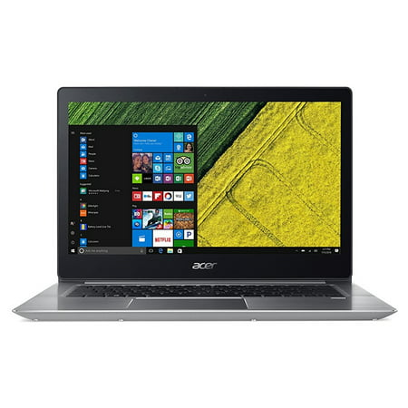 "Acer Swift 3 SF314-52-557Y 14"" FHD Laptop i5-7200U 8GB 256GB SSD Win10 - Walmart.com"