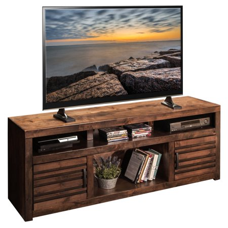 Legends Furniture Sausalito 73 in. TV Stand with Optional Piers
