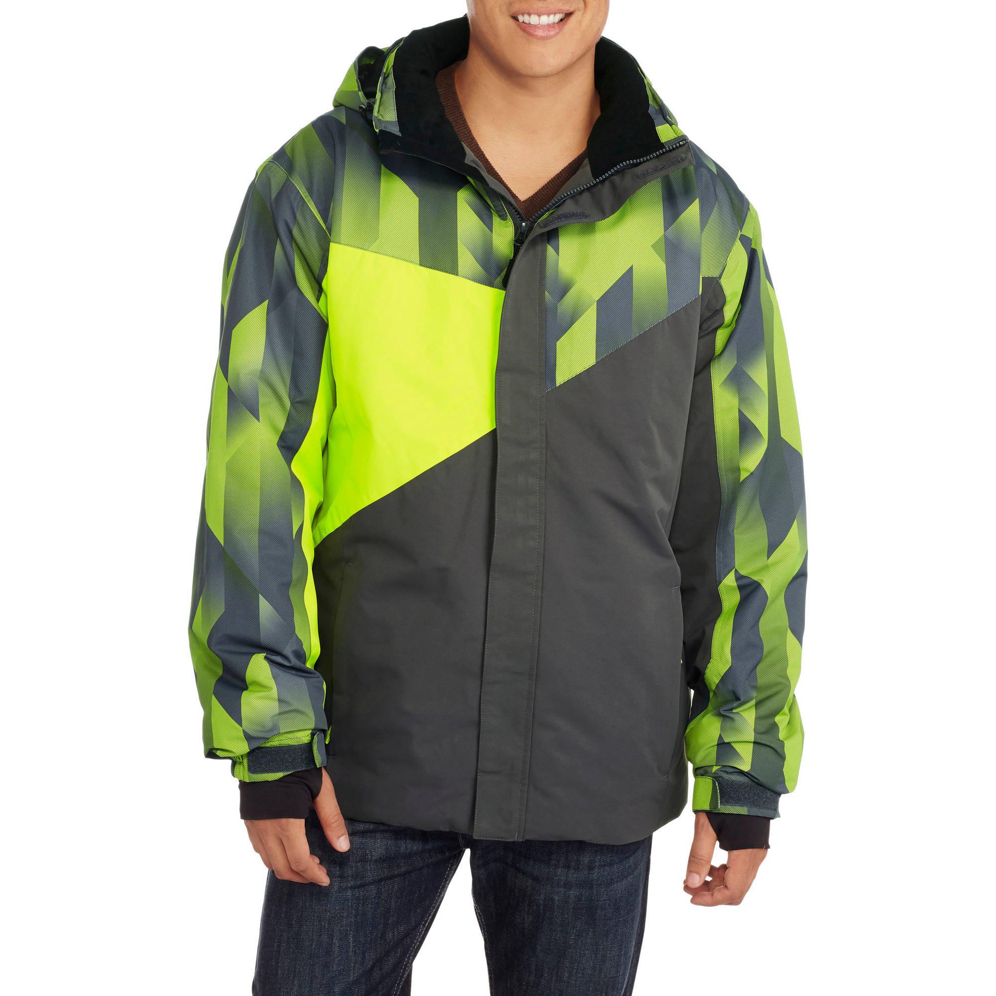 Big Men's Vision Insulated Jacket