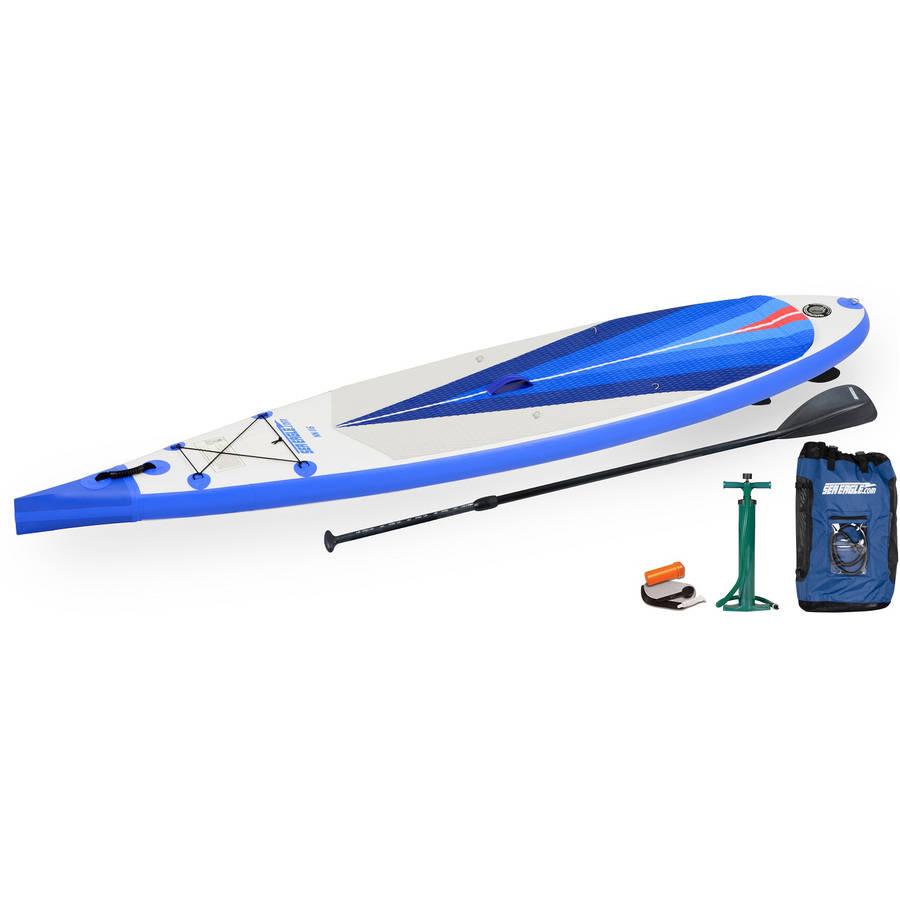 Sea Eagle Paddle Board Needle Nose 126 SUP Package