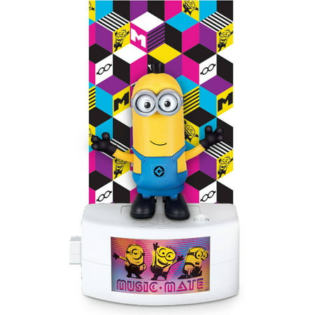 Despicable Me 3 Minion Music-Mate Tim with Voice and Music](Despicable Me Minion Toys)