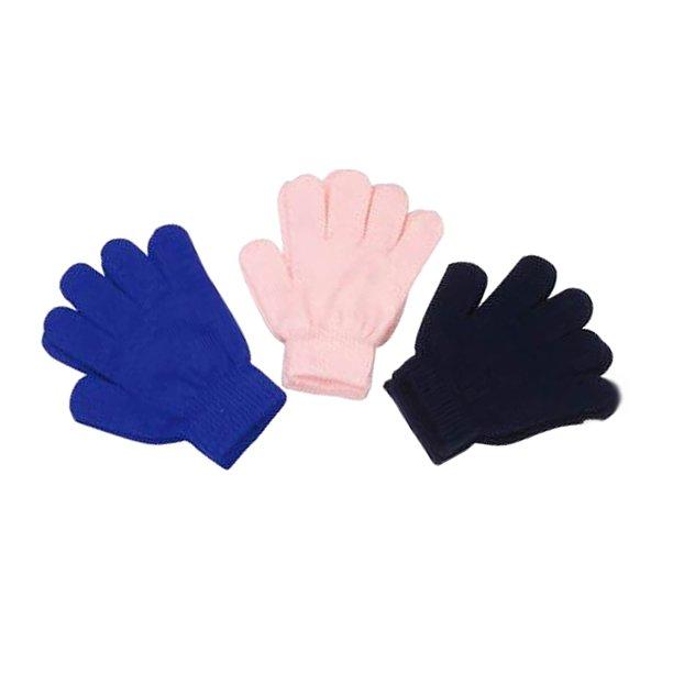 Kidskorner - Kids Korner Stretch Gloves Toddler 3-Pack Ages 3-6 years -  Walmart.com - Walmart.com