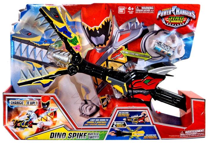 Power Rangers Dino Charge Dino Spike Battle Sword by Bandai America