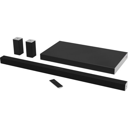 Slim Component Speaker System (VIZIO SmartCast 5.1 40 Inch Slim TV Sound Bar System (Certified)