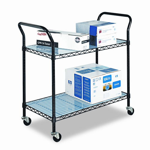 Safco Products Company Wire Utility Cart