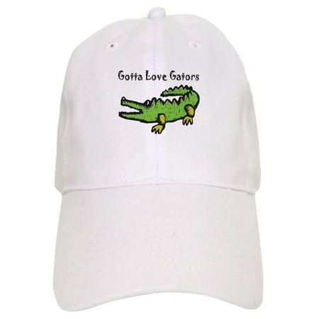 CafePress - Gotta Love Gators - Printed Adjustable Baseball Cap
