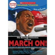 Stories About African American Heritage Featuring March On! by NEW VIDEO GROUP