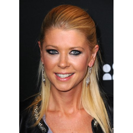Tara Reid At Arrivals For This Is Myspace Event El Rey Theater Los Angeles Ca June 12 2013 Photo By Dee CerconeEverett Collection Photo Print
