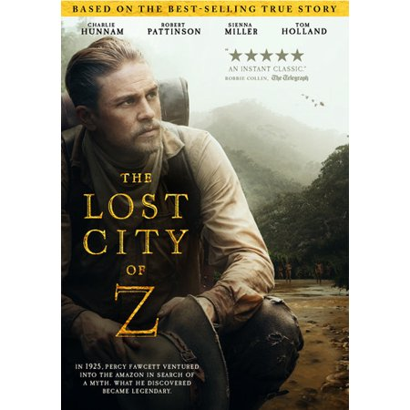 The Lost City of Z (DVD)
