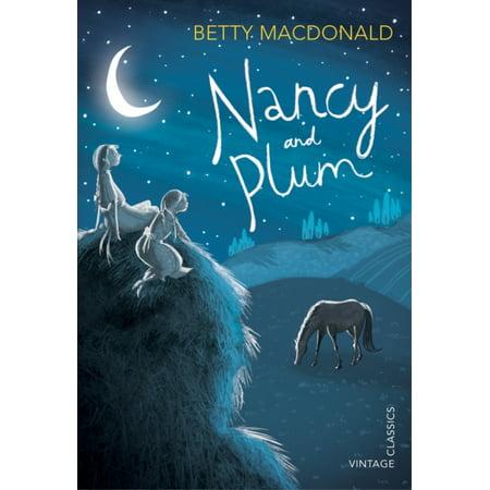 Vintage Childrens Book - Nancy and Plum (Vintage Childrens Classics) (Paperback)