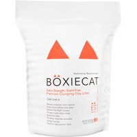 Boxiecat Extra Strength Premium Clumping Clay Cat Litter