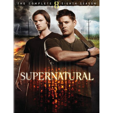 Supernatural  The Complete Eighth Season