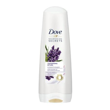 Dove Beauty Nourishing Secrets Thickening Rituals Conditioner- 12 fl oz