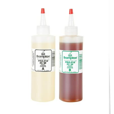 Brampton Pro-Fix 20/20 Long Cure Epoxy (4 oz bottles)