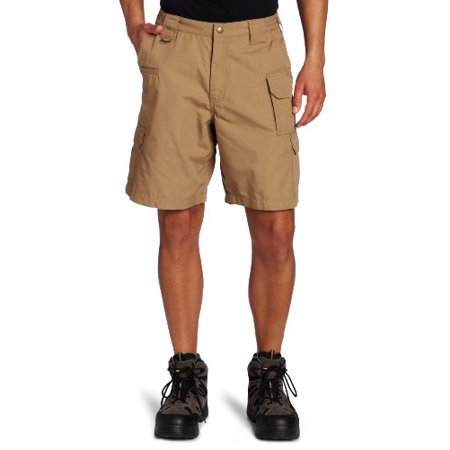 "Image of 5.11 Tactical Taclite Shorts, 9.5"" inseam, Coyote, Size 36 511 73287-120 36"