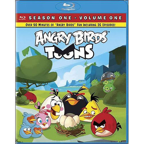 Angry Birds Toons, Vol. 1 (Blu-ray) (Anamorphic Widescreen)