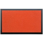 Momentum Mats Teton Orange Durable Entry Mat