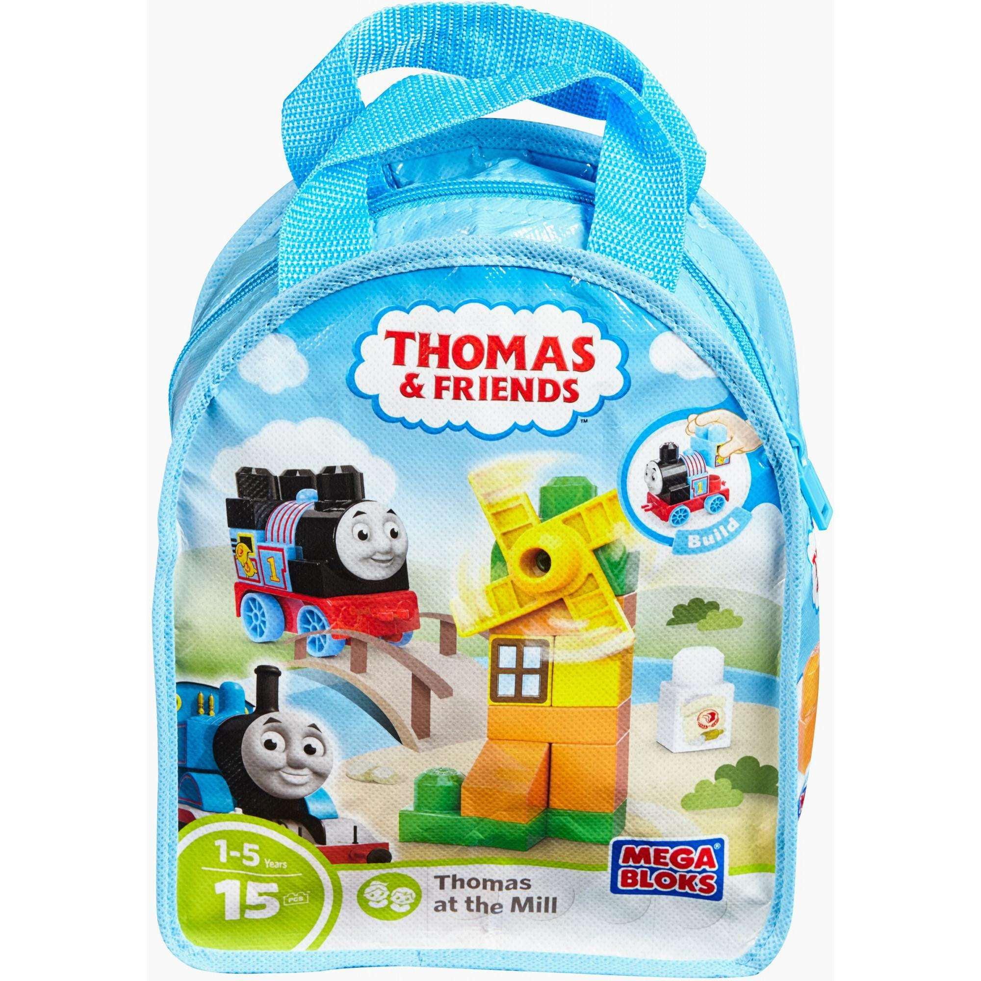 Mega Bloks Thomas & Friends McColl's Farm with Percy Buildable Set by Mega Bloks