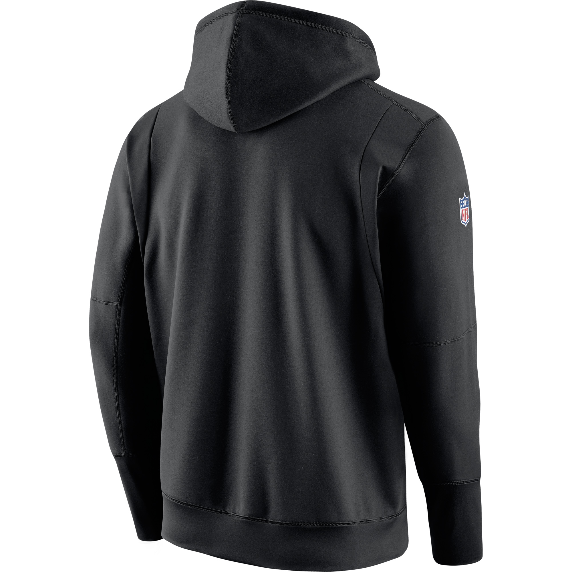promo code 9bee0 ee577 Pittsburgh Steelers Nike Champ Drive Vapor Speed Pullover Hoodie - Black