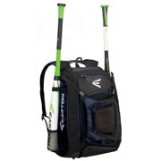 Easton Walk-off Carrying Case [backpack] For Baseball, Softball - Navy - 420d Ripstop, 600d Polyester - Honeycomb - Shoulder Strap (a159013nv)