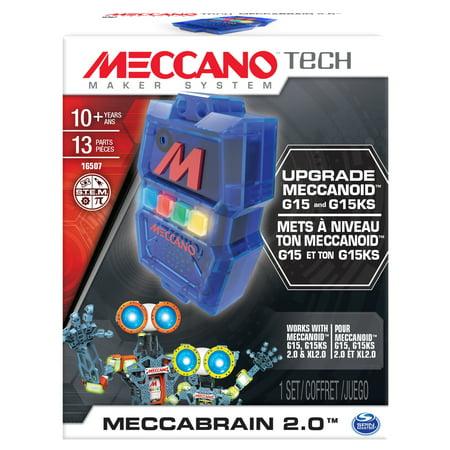 Meccano Erector   Meccabrain 2 0