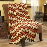 Herrschners® Autumn Echoes Ripple Afghan