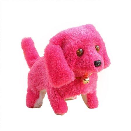 Dzt1968 Music Light Cute Robotic Electronic Walking Pet Dog Puppy Kids Toy