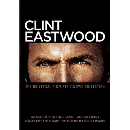Clint Eastwood: 7-Movie Collection - Clint Eastwood Halloween
