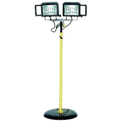 Quartz Halogen Pedestal Light