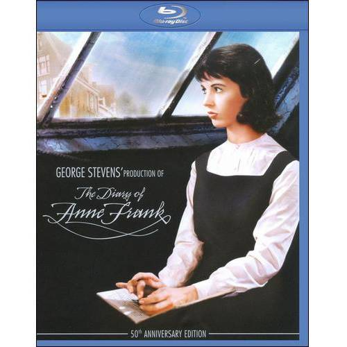 The Diary Of Anne Frank (50th Anniversary Edition) (Blu-ray) (Widescreen)
