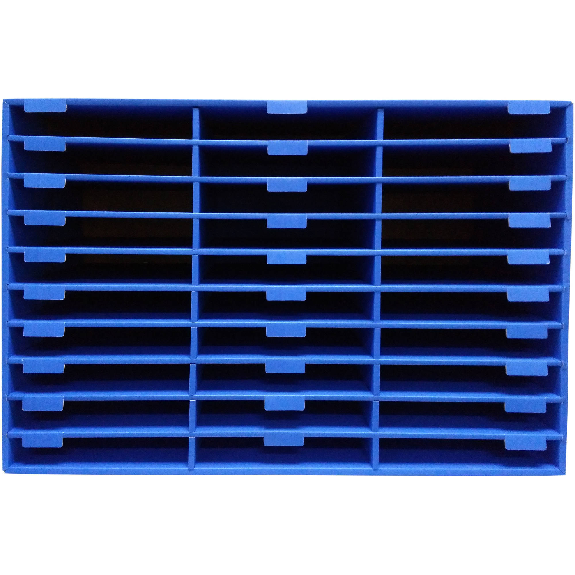 Classroom Organizer with 30 Slots and Name Tabs