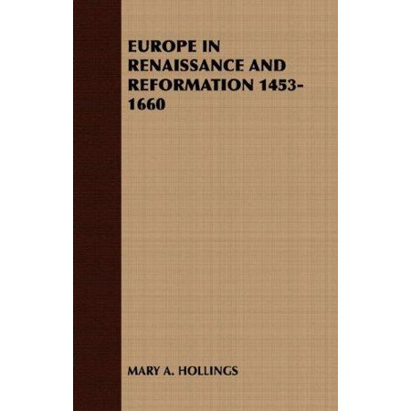 Europe in Renaissance and Reformation 1453-1660 - image 1 of 1