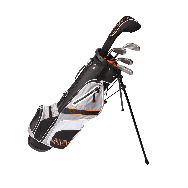 Tour X Size 3 5pc Jr Golf Set w/Stand Bag