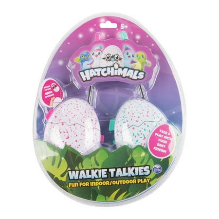 Hatchimals Molded Walkie Talkies - One Pair
