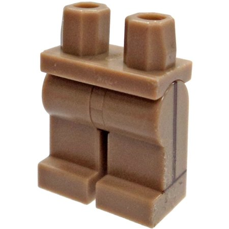 Lego Tan With Brown Stripe Down The Side Loose Legs