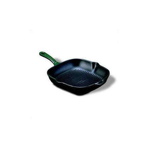 Paderno World Cuisine Cast Iron 9.5'' Grill Pan