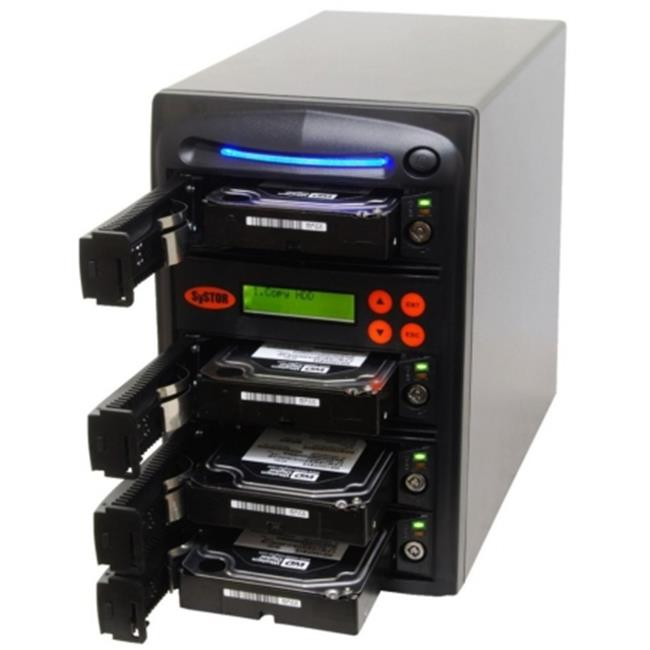 Produplicator SYS203HS Systor 1-3 SATA HDD-SSD Hard Disk Solid State Drive Clone Standalone Duplicators Copier System 60MB-sec