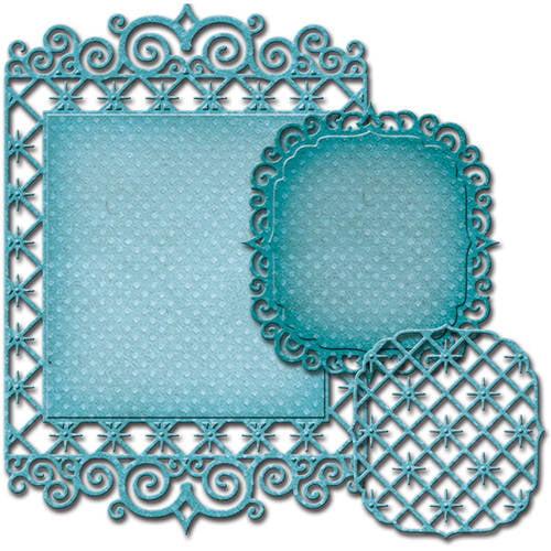 Spellbinders Nestabilities Decorative Elements Dies