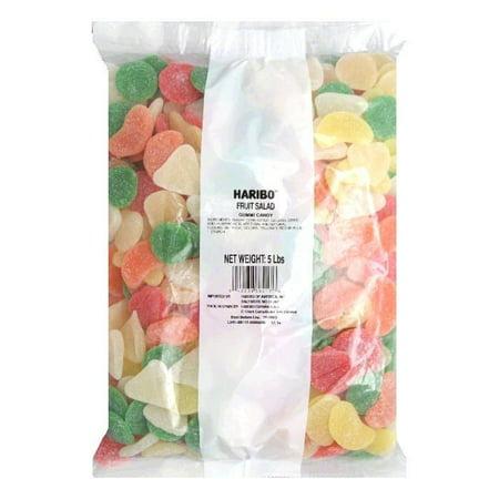Haribo Haribo  Gummi Candy, 5 lb Haribo 5 Lb Bag