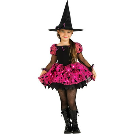 Moonlight Magic Witch Toddler Halloween Costume