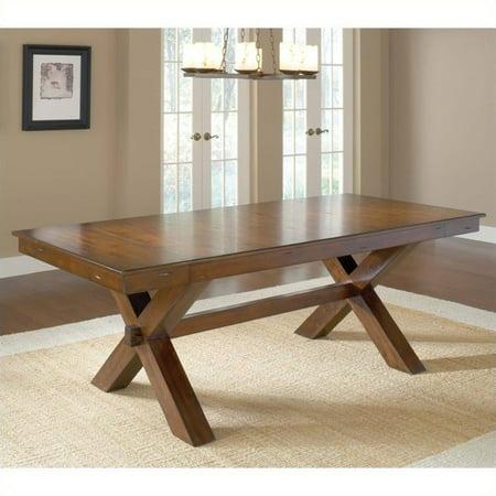 Hillsdale Furniture Park Avenue Trestle Table ()
