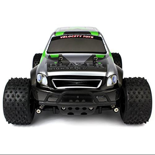 Velocity Toys - FX Blazer Remote Control RC Truck, Big Size (1:10 Scale)