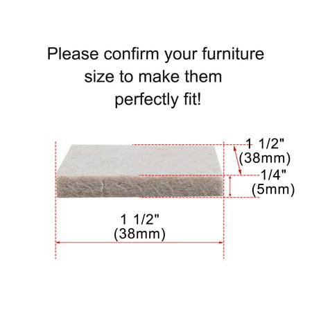 impression plaquette Bois Anti-dérapant auto-adhésif Protecteur planche table - image 4 de 7