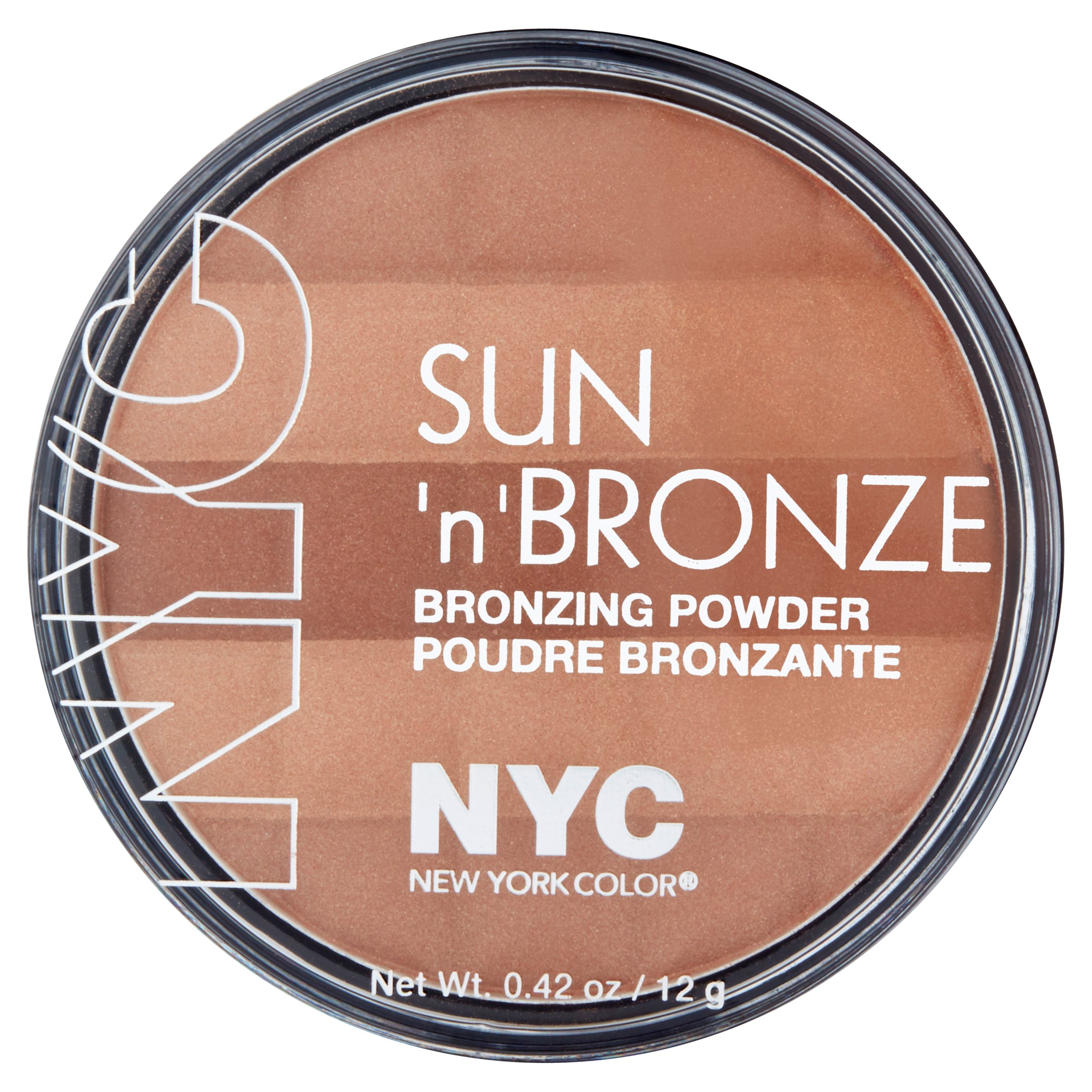 New York Color Sun 'n' Bronze 707 Fire Island Tan Bronzing Powder, 0.42 oz