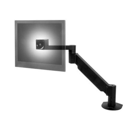 Innovative Office Products 7000-800-104 Series 7000 Flat Panel Radial Arm Pc Vita Black; Flexmount Kit; Holds 9-24 Lbs.
