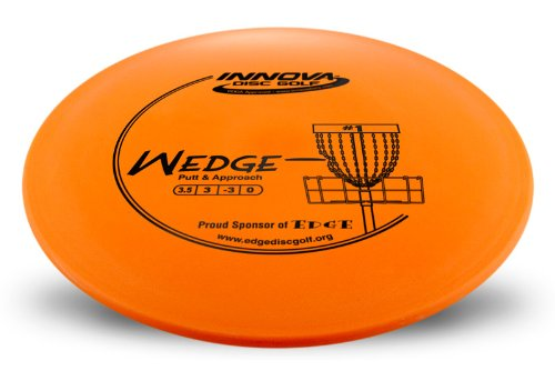 Innova Wedge Disc Golf Putter (disc colors vary), Innova's Wedge falls between a disc golf... by