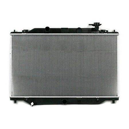 Radiator - Pacific Best Inc For/Fit 13317 13-16 Mazda CX-5 Plastic Tank Aluminum