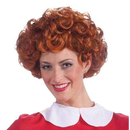 annie wig costume accessory - Annie Wig